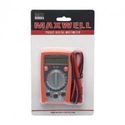 Digitális multiméter MX25-103