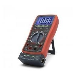 Digitális Multiméter MX25-331 (UTP-USB-RJ)